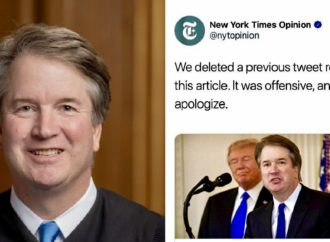 Washington Post Passed On Thinly Sourced Kavanaugh Story Before NYT Published It