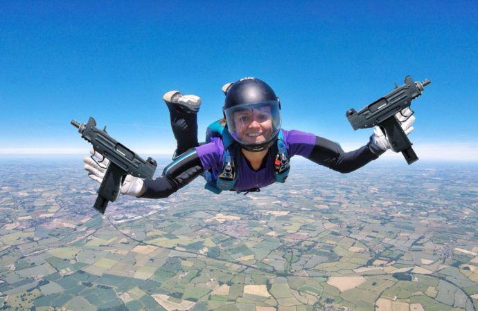 Skydiving Business Asks Customers Not To Open Carry Firearms