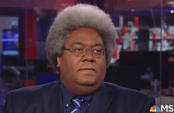 MSNBC Panelist Fantasizes About Driving His Car Through Trump Plaza