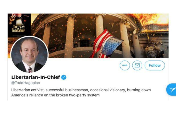 Libertarian-In-Chief Announces Run for LP Chair: Interview