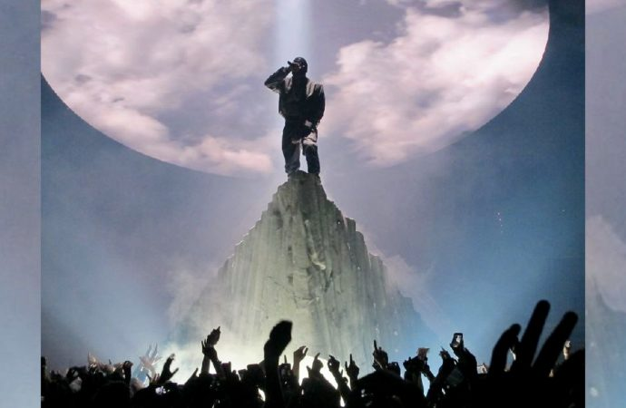 Kanye West Publicly Confirms His Conversion to Christianity