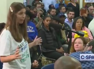 """Climate Activist: """"We Need To Eat The Babies"""" [VIDEO]"""