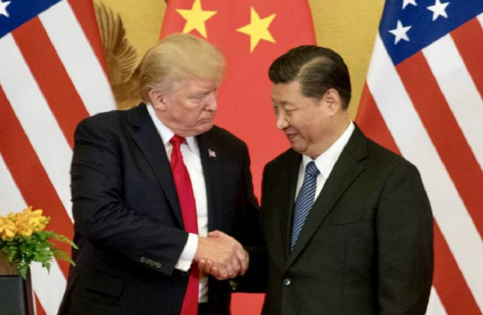 Trump Calls for China's Help In Re-Election