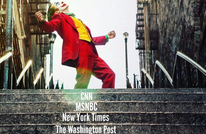 Joke's On The Media As Joker Rises to #1 R-Rated Film