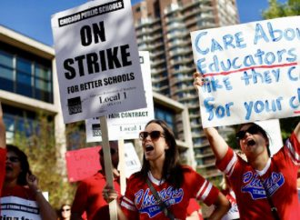 Chicago Teachers' Strike Shows Why We Don't Need Public Schools