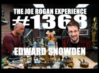 Edward Snowden Talks With Joe Rogan