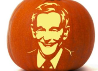 How To Carve a Ron Paul Pumpkin
