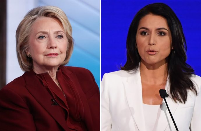 7 Things we learned from the Tulsi Gabbard-Hillary Clinton showdown