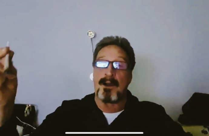 John McAfee Tutorial: What to Do If a Cop Plants Drugs on You
