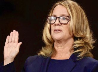 'Doing My Duty As A Citizen': Christine Blasey Ford Accepts Courage Award From ACLU