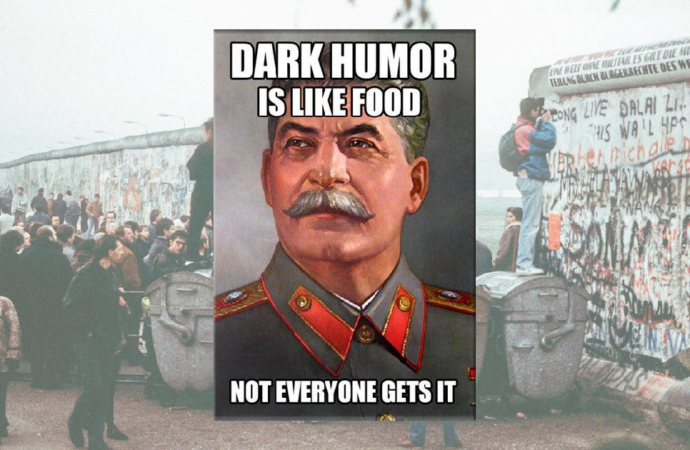 "10 ""Subversive"" Jokes That Could've Landed You in an East German Prison"