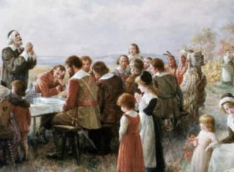 The Capitalist Blessings of Thanksgiving in Plymouth Colony