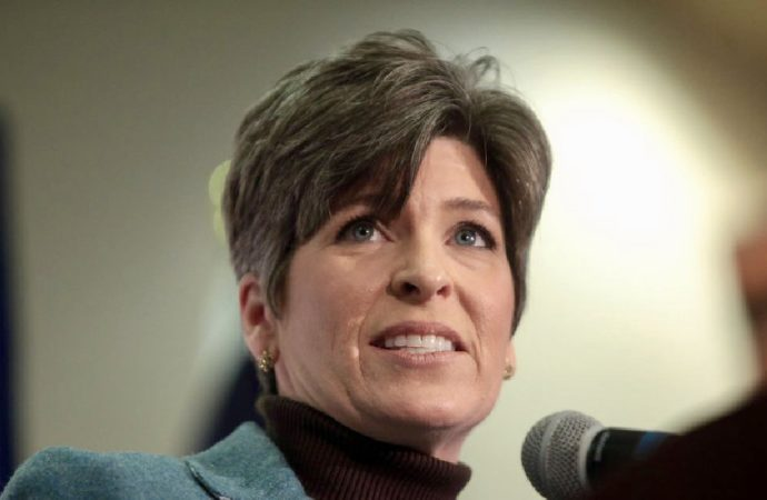'Political Talking Points': Ernst Says Democrats Know Their Violence Against Women Bill Won't Pass