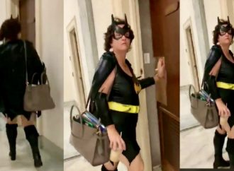 Can Batgirl Rep. Katie Porter Save Gotham with a Green New Deal?
