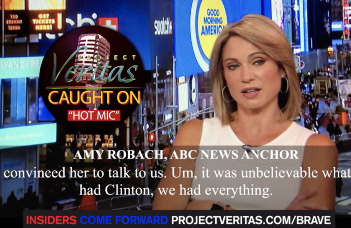 ABC Responds To Anchor's Hot Mic Rant Accusing Network Of Quashing Epstein Coverage