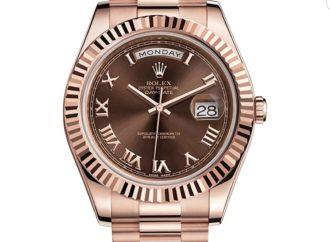 Which one is good Rolex Day Date pink gold or rose gold