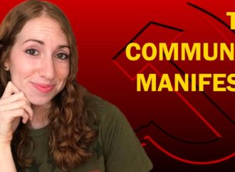 The Communist Manifesto [Book Review] ~ Sundays With Steffi