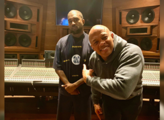 "Ye and Dre Announce  Collaboration on Upcoming ""Jesus is King: Part II"""