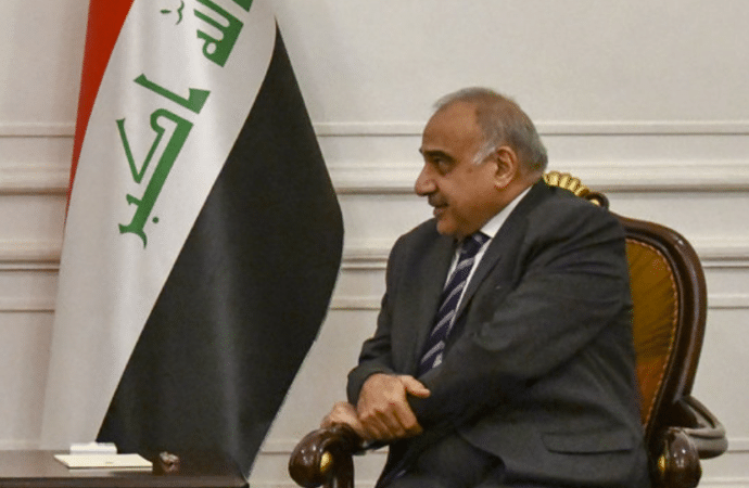 Prime Minister Of Iraq To Resign After Protests Leave Hundreds Dead