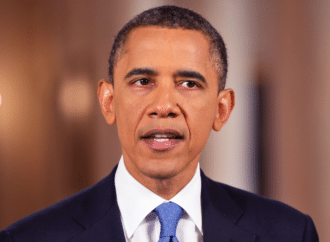 Obama Says World Problems Are Due To 'Old Men Not Getting Out Of The Way'