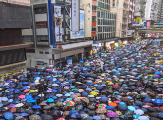 A Libertarian Activist's Journey to Help #FreeHongKong