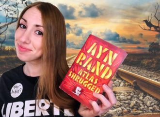Atlas Shrugged (finally!) [Book Review] ~ Sundays With Steffi