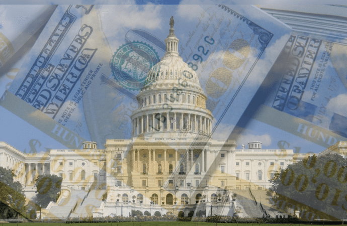 Federal Spending Explodes at Nearly $300,000 Per Household Since 2010