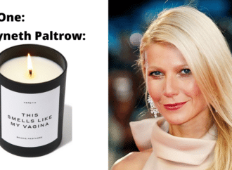 There's Something Fishy About Gwyneth Paltrow's New Vajayjay Candle