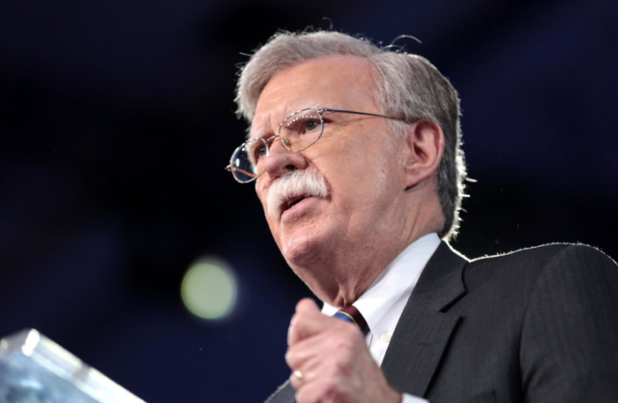 Former Bolton Chief Of Staff Urges Him To Delay Book Until After Election