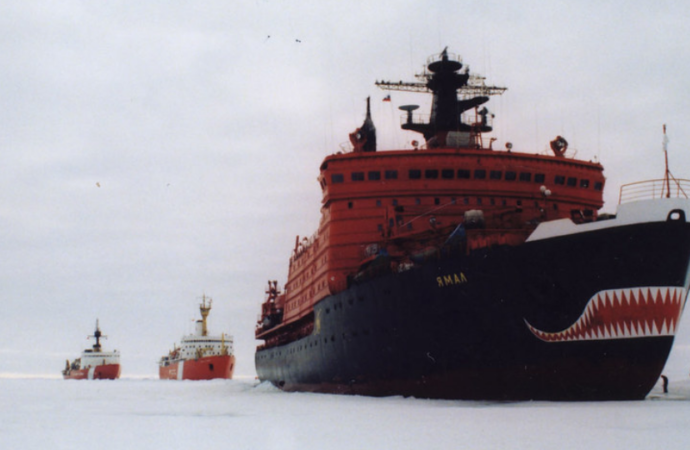 Russia's Plan to Move on the Arctic
