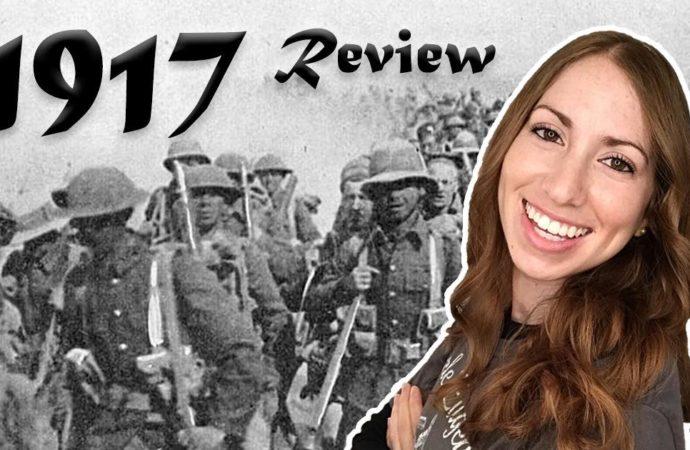 1917 [Movie Review] ~ Sundays With Steffi