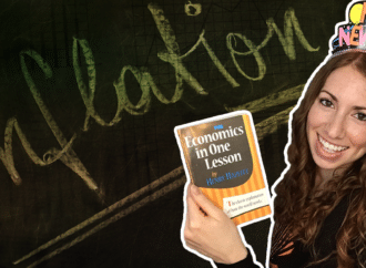 Economics In One Lesson [Review]~ 2020's First Sundays With Steffi!