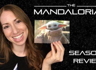 Baby Yoda!!! [Mandalorian Review] ~ Sundays With Steffi