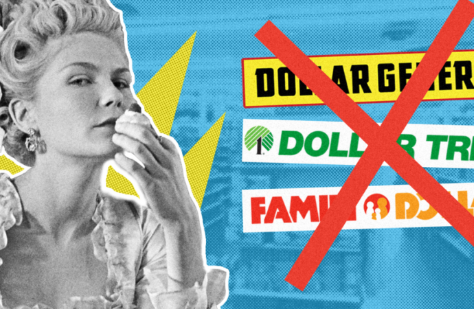 """""""Let Them Eat Whole Foods"""": The Appalling Elitism of Dollar Store Bans"""