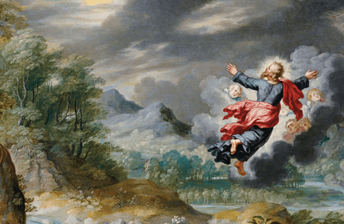 The Absurd: Why Libertarians Need God God-creating-creation-690x450