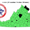 West Virginia Resolution Would Allow Virginia 2A Sanctuaries to Secede to West Virginia