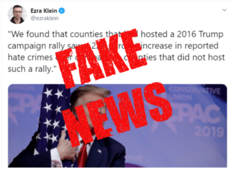 Vox Editor Rings In New Year By Spreading Fake News In Viral Tweet