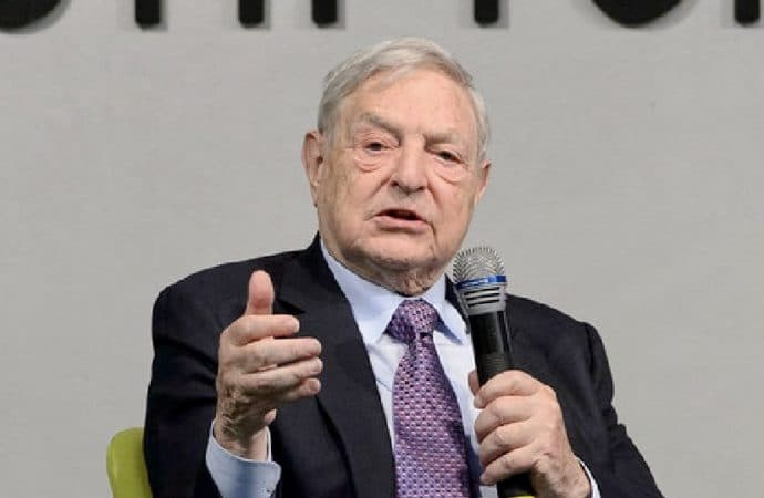 George Soros Demands Facebook Oust Zuckerberg For Supposedly Being In League With Trump