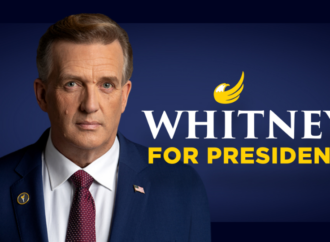 Mark Whitney on the Libertarian Presidential Debate and Just What He Thinks of His Competition