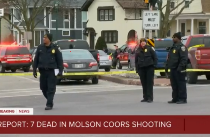 'Horrible, Horrible Day': Multiple Fatalities At Molson Coors Facility In Milwaukee, Mayor Says