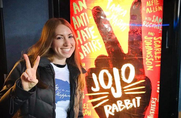 Jojo Rabbit [Movie Review] ~ Sundays With Steffi