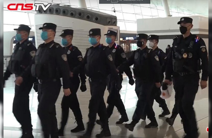Putting the Unrest to Rest: Could the Chinese Government Have Used the Coronavirus to Silence Protesters?