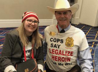 Howard Wooldridge: Cops Say Legalize Heroin