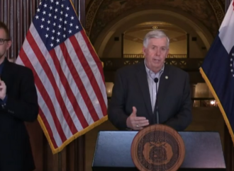 Governor Of Missouri Mobilizes National Guard