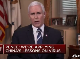 Pence Says Easter Sunday Coronavirus Deadline Is 'Aspirational Goal'