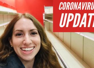 Coronavirus Update ~ Sundays With Steffi
