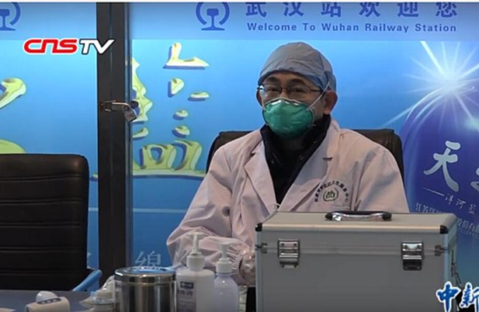 REPORT: China Concealed Over 43,000 Confirmed Coronavirus Cases By End Of February
