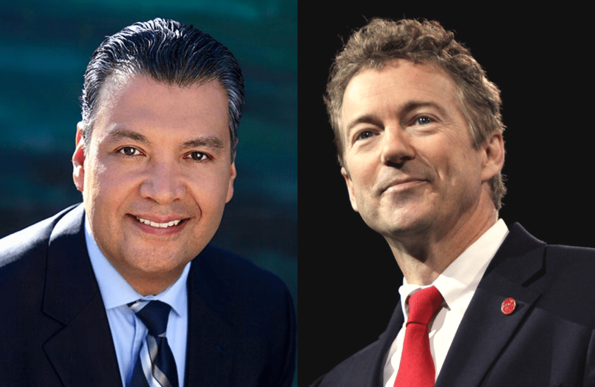 """Rand Paul and Alex Padilla Bridge the Divide to Help """"Documented Dreamers"""""""